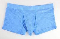 Großhandels AOQIANG06 Maschen-Elefant-Nasen-Jungen-Unterwäsche Mens-Boxershorts geben Unterwäsche der besten Männer frei Freies Verschiffen! Neues Ankommen!