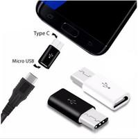 ميني مايكرو كابل USB 2.0 إلى نوع ج USB 3.1 كابل نوع C-3.0 محول سريع شاحن USB-C مزامنة بيانات تحويل للهاتف andorid