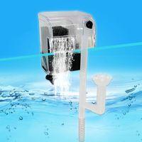 수족관 필터 외부, 필터, 워터 펌프, 폭포 제조기, 산소 설치 기계 - 수족관 액세서리 슈퍼
