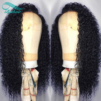 Bythair 360 Lace Wig Kinky Curly Pre Plucked Hairline Brazil...