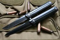 عالية الجودة miker تانتو الطي سكين 9cr18mov بليد الصلب بقاء سكاكين حادة جدا التكتيكية الصيد سكين جيب التخييم أدوات edc