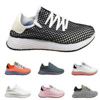 52d78941776 Deerupt Corredores Originais Clássicos Tênis Para Mulheres Dos Homens Ao Ar  Livre Jogging Designer de Moda