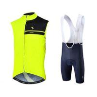 Morvelo Takımı Bisiklet Forması Seti Erkekler Yaz Hızlı Kuru Kolsuz Bisiklet Gömlek Önlüğü Şort Suit Maillot Ciclismo 030516