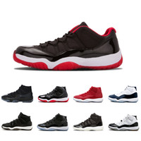 Newest 11s cap and gown XI Men Women Basketball Shoes PRM He...