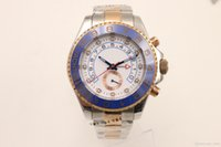 2018 Hot Luxury Men' s Sapphire Crystal 116681- 78211 Blu...