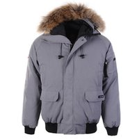 Men Women Bomber Femme New Arrival Outdoors Fur Down Jacket ...