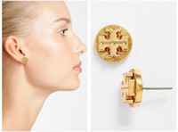 New Arrival Hollow Round Geometry High Quality Stud Earring ...