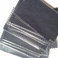 진주 황금 보석 925 실버 연마 천 비닐 봉투는 필수 품질 4 * 8cm를 울립니다