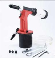 Air pneumatique rivet écrou pistolet, air rivet extracteur, riveteuse pneumatique machine