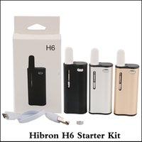100% Authentic Hibron H6 Kit 350mAh Preheat VV Battery Box M...