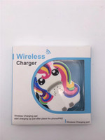 2018 Newest Cartoon Wireless Charger Animal Unicorn Wireless...