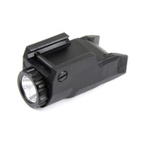 Taktische Kompakte APL Light Constant / Momentary / Blitzlampe APL-C LED Weißes Licht Schwarz