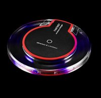 Qi Wireless Charger For Iphone X 5 6 7 8 8Plus Fast Charging...