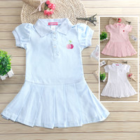 Casual Baby Girl Dresses Kids Tennis Skirts 2018 Top Fashion...