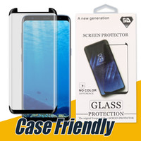 Case Friendly Screen Protector For Samsung Galaxy Note9 S9 S...
