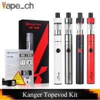 100% Authentic Kanger Topevod Starter Kit With 650mAh EVOD B...