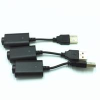 Ecig 510 Ego Evod USB-Ladegerät Kabel Vorheizkupplung Batterie Vape-Pen-Ladegerät für Ego T Evod Twist VV Vision Spinner