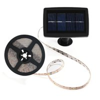 Edison2011 16. 4 feet LED Flexible Cuttable Solar String Ligh...