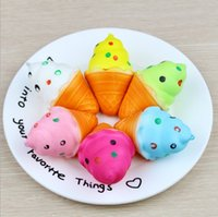 2018 new arrival slow rising ice cream Squishy Kawaii cute i...