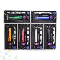 Magic Stick CW Kit di avvolgimento 6 in 1 Bobina di Jig Coiler Riscaldamento Wire Wick Strumento Per DIY RDA RBA Atomizzatore Eig DHL Libero