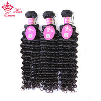 Queen Hair Products Brazilian Virgin Hair Weft 3pcs lot 12&q...