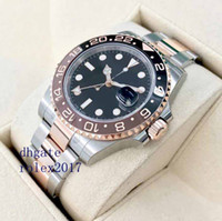 Men' s Luxury Products Best Quality Classic Series GMT R...