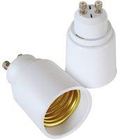 GU10 E27 Adaptörü Dönüştürücü Bankası LED Işık Lamba bankası Ampuller Adaptörü Adaptör Soket Yüksek Kalite