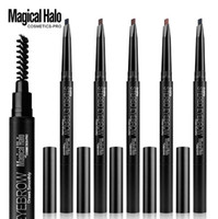 Eyebrow Enhancers Automatic Eyebrow Pencil Eye Makeup Double...