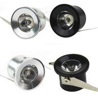 New Type Home Office Luzes LED Downlights 1W 3W Indoor Lighting Mini LED de alta potência embutida