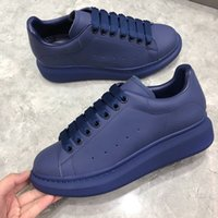 2018 Designer Brand OVERSIZED SNEAKER features large flat la...