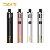 1500mAh batarya% 100 Orijinal ile Akciğer Buhar Başlangıç Seti Cep Ego Aio Vape Pen için Ecigarettes Aspire PockeX Kiti En Ağız