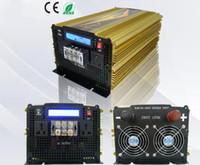 6000W Peak 3000W Pure Sine Wave Inverter voor Off Grid Solar System DC 12V naar AC 220V LLFA