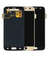 "Samsung GALAXY S7 G930A G930F SM-G930F LCD Ekran Dokunmatik Ekran Digitizer 5.1 ""Samsung S7 LCD Değiştirme Için"