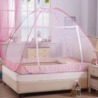 Blue Pink Portable Mosquito Net for Double Bed, 1. 0m Mosquito...