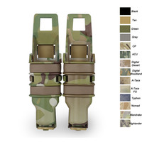 Boîte à accessoires gilet tactique Airsoft FAST MAG FAST Magazine Holster Set Molle Mag Clip rapide Mag Magazine Pouch SO06-100