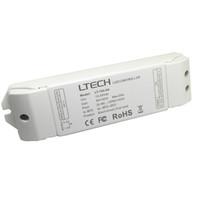 Светодиодный контроллер для одного цвета светодиодные полосы затемнения цифровой PWM затемнения 20А 240 Вт 480 Вт диммирования драйвер ЛТ-704-5А 4-канальный ЦВ 0-10В 1-10В
