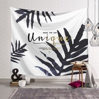 plain nordic hanging wall decoration letter quote tapestry marine whale bedspread deer antler beach mat modern tenture mural