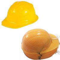 جديد مضحك واللباس حزب القبعات البناء القبعات قبعات بلاستيكية لينة أطفال زي اكسسوارات هدايا WX9-398