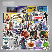 46 pcs set Game Fortnite PUBG Graffiti Sticker Personality L...