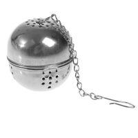 Œufs en acier inoxydable en forme d'œuf en forme de boules à thé