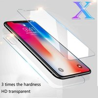 2018 For iphone X  10 Tempered Glass iphone 8 Plus Screen Pr...