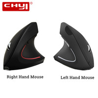Ergonomic Vertical Mouse Rechargeable Wireless Right Left Ha...