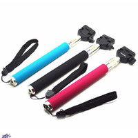 Sport Camera accessories Extendable Handheld Selfie Stick Mo...