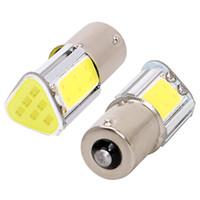 2 SZTUK ITIMO COB Super Bright 5 W 12 V 1156 BA15S P21W Lampa tylna LED Turn Signal Light Car Stop Bulb hamulca Universal