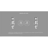 Aspire Nautilus 2S Coils 0.4ohm 1.8ohm Remplacement BVC Head Coil Pour Nautilus 2S réservoir avec MTL et DL Vape 100% d'origine
