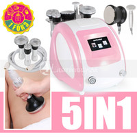 New Design 5 In 1 Unoisetion Cavitation Vacuum RF Radio Freq...