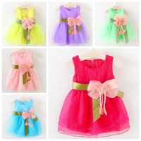 2018 New Kids Baby Girl Lovely Flower Clothing Tutu Princess...