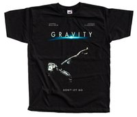 Gravity V4, movie poster, T SHIRT all George Clooney Ed Harr...