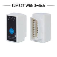 Fcarobd Super MINI ELM327 WIFI ON / OFF V1.5 ELM327 WIFI OBD2 / OBDII dell'OLMO 327 CAN-BUS Diagnostic Tool