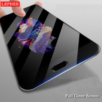 LEPHEE Oneplus 5 Tempered Glass Oneplus5 Glass Film Full Cov...